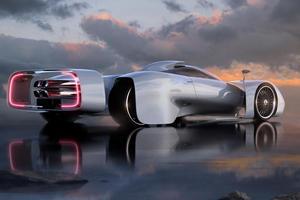 Mercedes-Benz Designer Showcases Pagani Of The Future