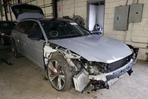 Totaled 2021 Audi RS6 Avant Is Still Worth Over $100,000