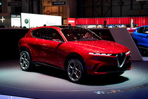 Alfa Romeo, Fiat, And Jeep Are All Getting New Crossovers