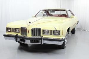 1977 Pontiac Grand Prix Has Driven Less Than 200 Miles