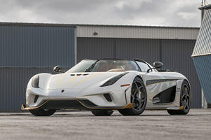 Fully Loaded Koenigsegg Regera Is A Once-In-A-Lifetime Opportunity