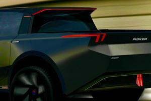 Fisker's New EV Truck Looks Awesome