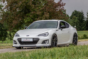 First-Gen Subaru BRZ Shows Less Is More
