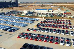 China's Tesla Model Y Production Output Is Insane