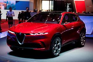 Exposed! 2022 Alfa Romeo Tonale Reveal Date