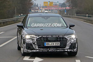 New Audi A8 Coming To Fight Mercedes S-Class