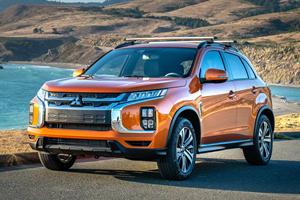 Mitsubishi Announces 2021 Outlander Sport Pricing