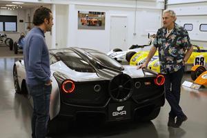 Gordon Murray Explains T.50 Supercar's Weird Rear Fan ...