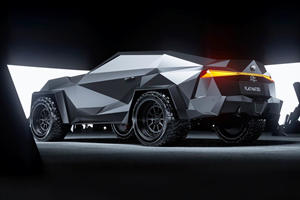 Toyota Supra Transforms Into New Batmobile