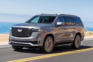 Cadillac Makes A Big SUV Decision