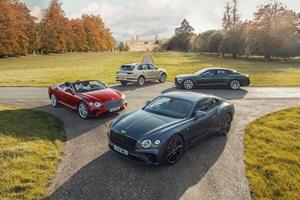 2020 Was Bentley's Best Year Ever