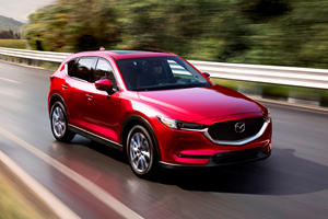 Mazda Ends 2020 With Strong Sales