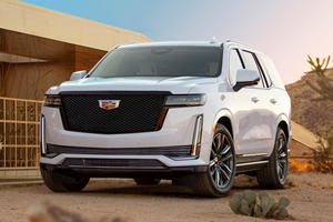 2021 Cadillac Escalade Buyers Are Going Crazy With Options