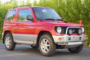 Weekly Treasure: 1995 Mitsubishi Pajero Mini VR-II
