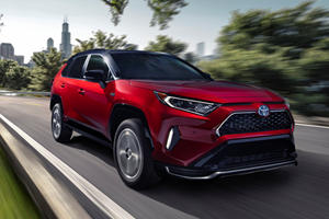 Toyota RAV4 Continues To Dominate SUV Sales