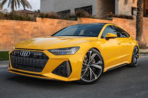 Audi Exclusive Paint Colors Are Already Sold Out For 2021