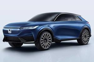GM Will Build Honda's Stunning Electric SUV