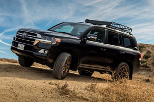 New Toyota Land Cruiser Will Have Some Big Changes Under The Hood