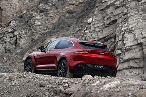 Aston Martin DBX Has Been Recalled For A Stupid Reason