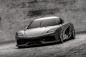 Koenigsegg Considering Mad-Max Style Offroad Hypercar