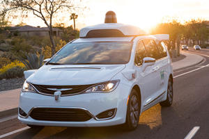 """Waymo Takes Dig At Tesla By Dropping Term """"Self Driving"""""""