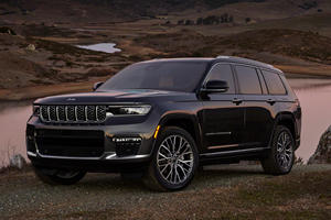 2021 Jeep Grand Cherokee L First Look Review: Bigger Is Better