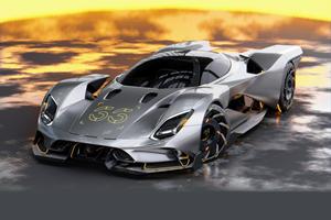 What If Cyberpunk Designers Built A Ferrari?