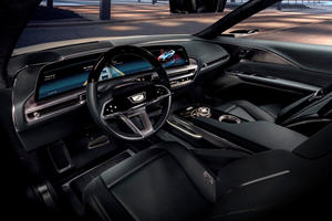 Cadillac Wants To Challenge Mercedes' Massive Hyperscreen