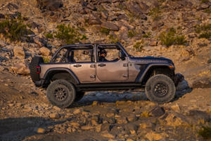 The 2021 Jeep Wrangler Is Coming With Half Doors