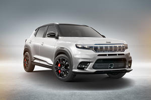 Jeep's Next Baby SUV Could Look Like This