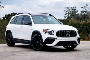 2021 Mercedes-Benz AMG GLB 35 Test Drive Review: Hot Hatch Meets SUV