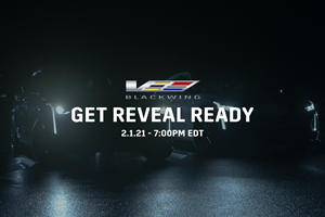 Official: Cadillac CT4-V And CT5-V Blackwing Coming February 1