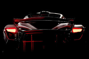 Meet The Picasso PS-01: A New Supercar From Switzerland