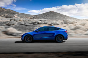 Cheaper Tesla Model Y Now Offered With Seven Seats