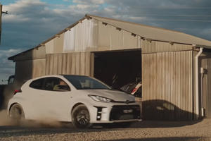 Toyota Yaris GR Commercial Banned In Australia