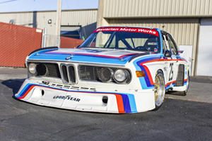 The Ultimate BMW 3.5 CSL Batmobile Legend Is Up For Sale