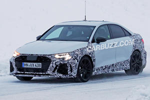New Audi RS3 Sedan Has Mercedes-AMG CLA 45 In Its Sights