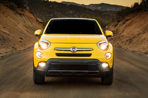 Fiat Is Making A Convertible Crossover