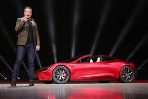 America's Next Tesla Will Be Designed In China