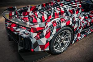 Listen To Toyota's New Hypercar Sing