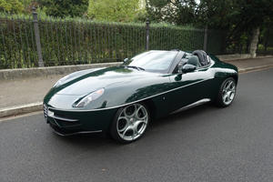 Coachbuilt Alfa Romeo Is One Of The Prettiest Cars Ever Made