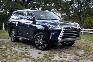 Land Cruiser Successor May Come From Lexus