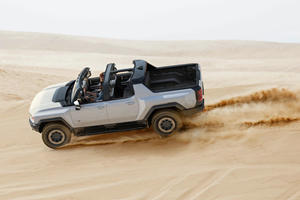 Ultimate Off-Road GMC Hummer EV Coming In 2023