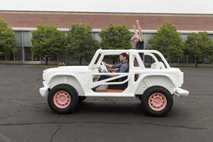 Watch How Ford's Unorthodox Design Methods Helped Create The Bronco