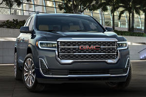 GM's New Mystery Crossover Could Have A Name