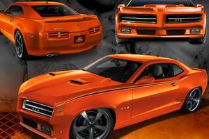 A New Camaro-Based GTO
