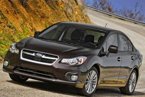 First Look: 2012 Subaru Impreza