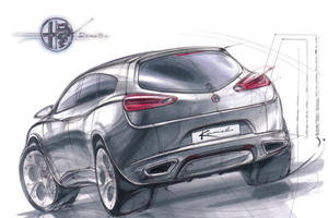 Alfa Romeo Hoping to Launch SUV