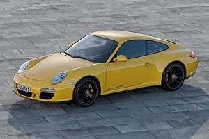 Porsche Reveals 2012 911 Carrera 4 GTS