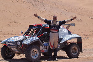 Video: The First EV To Take On The Dakar Rally